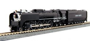 Kato (USA) 126-0401 Union Pacific FEF-3 No.844 Steam Locomotive